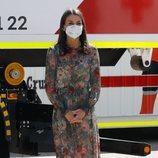 La Reina Letizia en el acto por el Día de la Cruz Roja y de la Media Luna Roja 2021