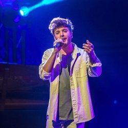 Blas Cantó canta 'Voy a quedarme' antes de poner rumbo a Eurovisión 2021