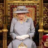 La Reina Isabel en la Apertura del Parlamento 2021