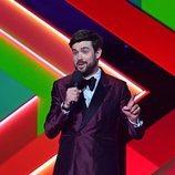 Jack Whitehall en los Brit Awards 2021