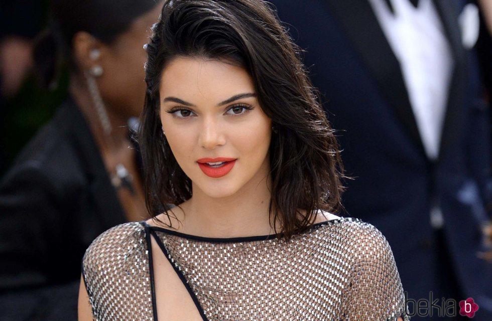 Kendall Jenner en la MET Gala de 2018