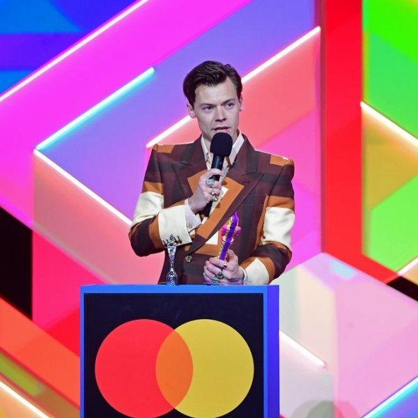 Gala de los Brit Awards 2021
