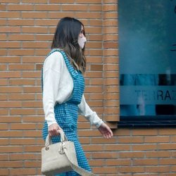 Laura Matamoros luce su segundo embarazo por primera vez