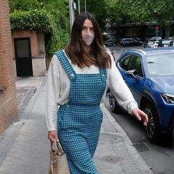 Laura Matamoros tras confirmar que espera su segundo hijo