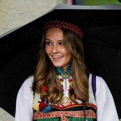 La Princesa Ingrid de Noruega celebrando el Día Nacional de Noruega 2021