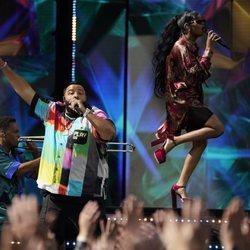 Dj Khaled y H.E.R en los Billboard Music Awards 2021