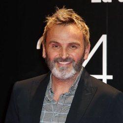 Fernando Tejero en la presentación del Festival de Málaga 2021
