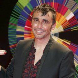 Canco Rodríguez en la presentación del Festival de Málaga 2021