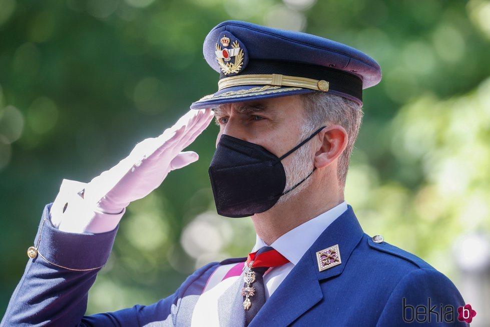 El Rey Felipe preside el Día de las Fuerzas Armadas 2021 en Madrid