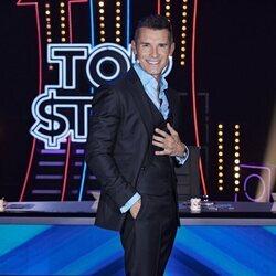 Jesús Vázquez en el tercer programa de 'Top Star'