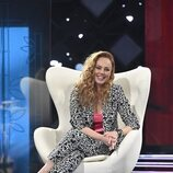 Rocío Carrasco durante su entrevista en el final de 'Rocío: contar la verdad para seguir viva'