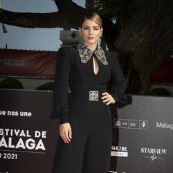 Andrea Duro en la gala de inauguración del Festival de Málaga 2021