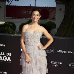 Xenia Tostado en la gala de inauguración del Festival de Málaga 2021