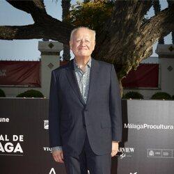 Juan Echanove en la gala de inauguración del Festival de Málaga 2021