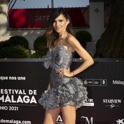 Goya Toledo en la gala de inauguración del Festival de Málaga 2021