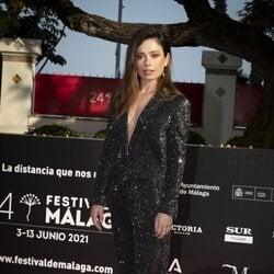 Anna Castillo en la gala de inauguración del Festival de Málaga 2021