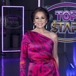 Isabel Pantoja en el cuarto programa de 'Top Star'
