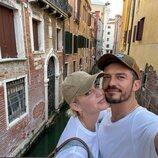 Katy Perry y Orlando Bloom en Venecia