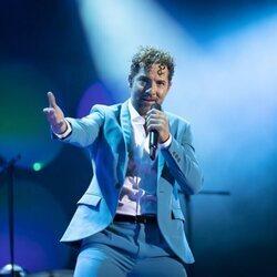 David Bisbal en el inicio de su gira 'En tus planes' en Madrid