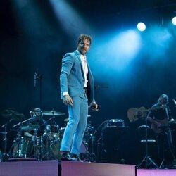 David Bisbal en el Wizink Center de Madrid en su inicio de gira 'En tus planes'