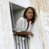 Mila Ximénez en Ibiza