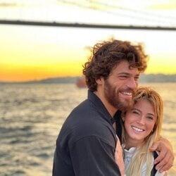 Can Yaman y Diletta Leotta de vacaciones en Turquía