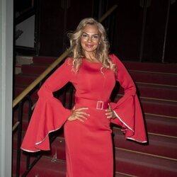 Sylvia Pantoja en los Premios Latino 2021