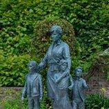 La estatua de Lady Di en Kensington Palace