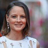 Jodie Foster en la alfombra roja del Festival de Cannes 2021
