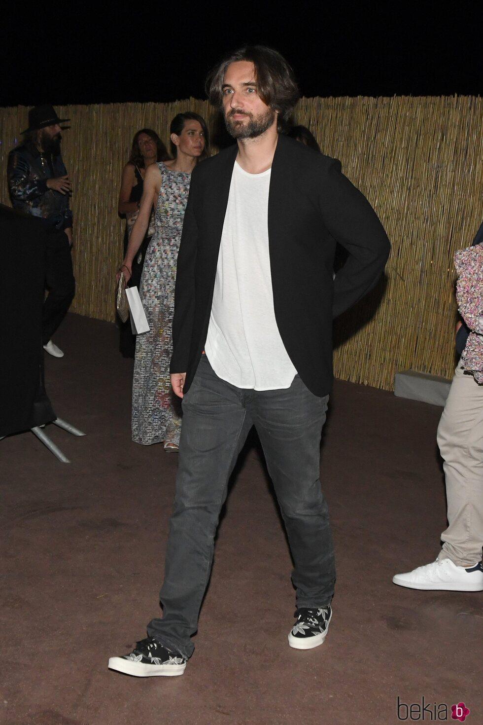 Dimitri Rassam en la cena de Chanel por el Festival de Cannes 2021