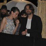 Carlota Casiraghi y Dimitri Rassam a la salida de la cena de Chanel por el Festival de Cannes 2021