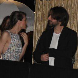 Carlota Casiraghi y Dimitri Rassam en la cena de Chanel por el Festival de Cannes 2021