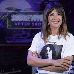Nagore Robles, presentadora de 'Sobreviviré: After show'