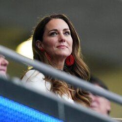 Kate Middleton en la final de la Eurocopa 2020