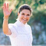 Victoria de Suecia celebra su 44 cumpleaños en familia