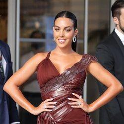 Georgina Rodríguez en el Festival de Cannes 2021