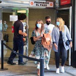 Gema López, David Valldeperas y Carlota Corredera en el juicio contra La Fábrica de la Tele