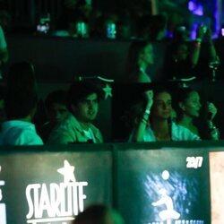 Victoria Federica y Jorge Bárcenas se divierten en el concierto de Nicky Jam en el Starlite Festival 2021
