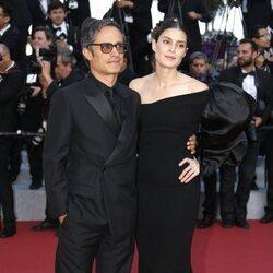 Gael García Bernal y Fernanda Aragonés