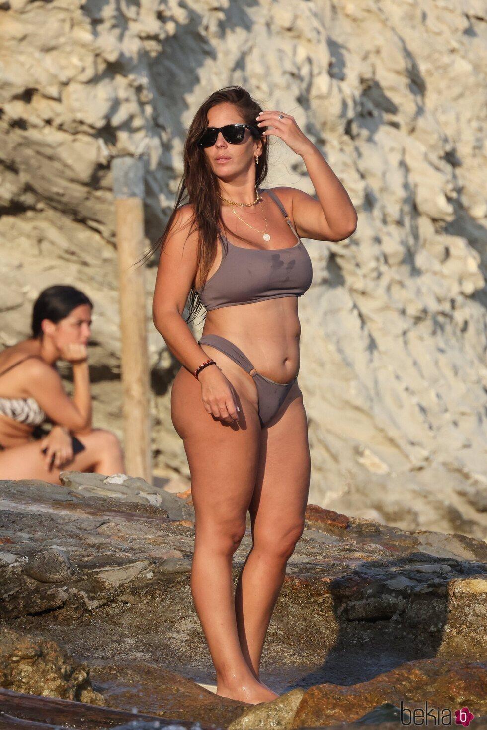 Anabel Pantoja en Ibiza