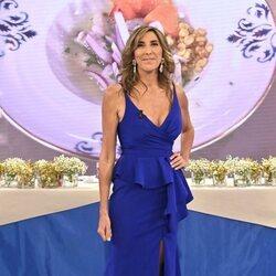Paz Padilla en el primer programa de 'La última cena'