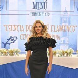 Sylvia Pantoja en el primer programa de 'La última cena'