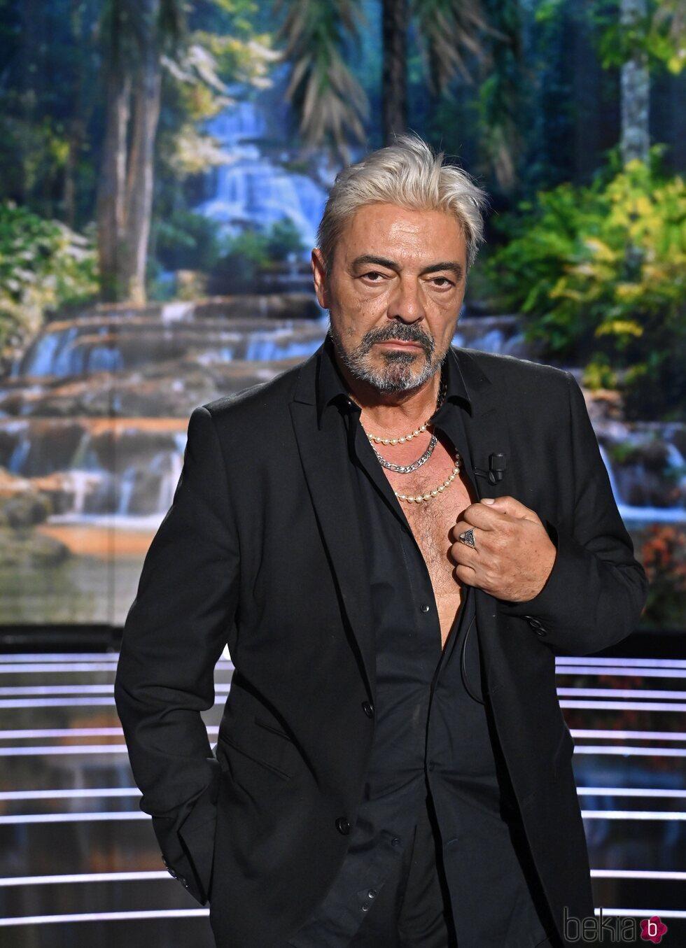 Antonio Canales en la final de 'Supervivientes 2021'