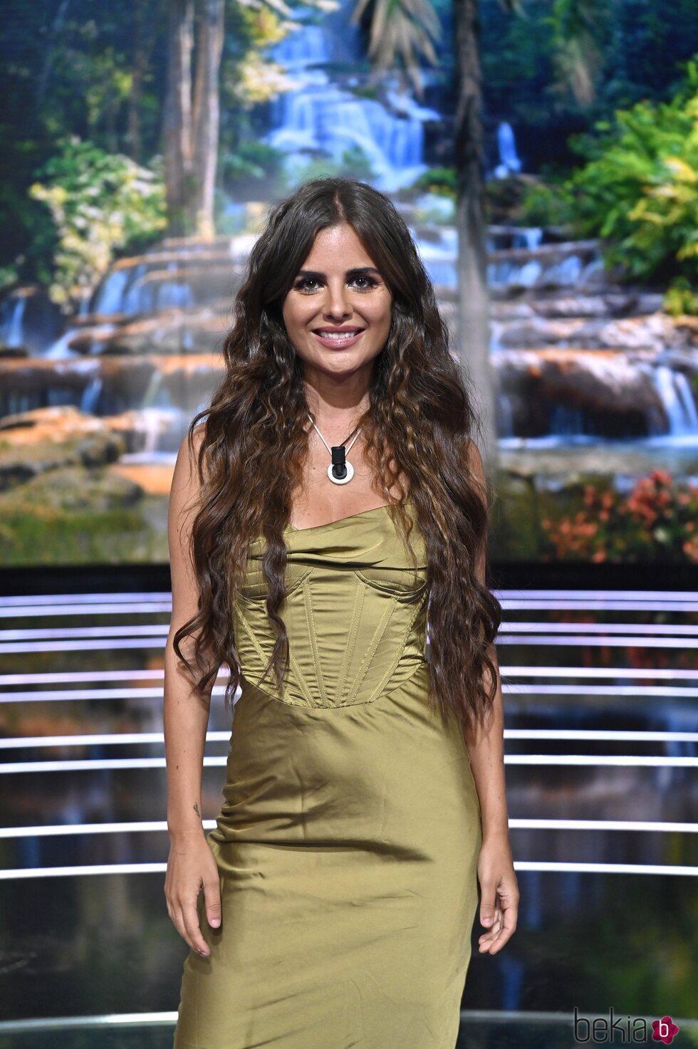Alexia Rivas en la final de 'Supervivientes 2021'