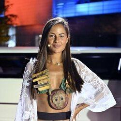 Melyssa Pinto en la final de 'Supervivientes 2021'