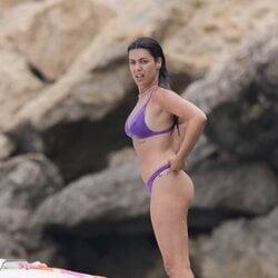 Dulceida disfrutando del verano en Ibiza