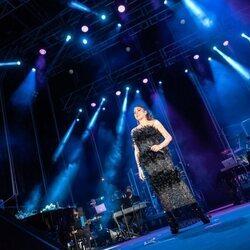 Isabel Pantoja regresa a los escenarios en el VII Tío Pepe Festival