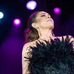 Isabel Pantoja vuelve a los escenarios en el VII Tío Pepe Festival