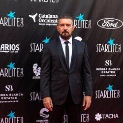 Antonio Banderas en la Gala Starlite 2021
