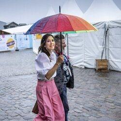 Mary de Dinamarca en el Foro de Derechos Humanos de Copenhague 2021
